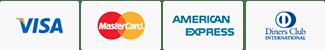 Credit Cards Acceptance Badge
